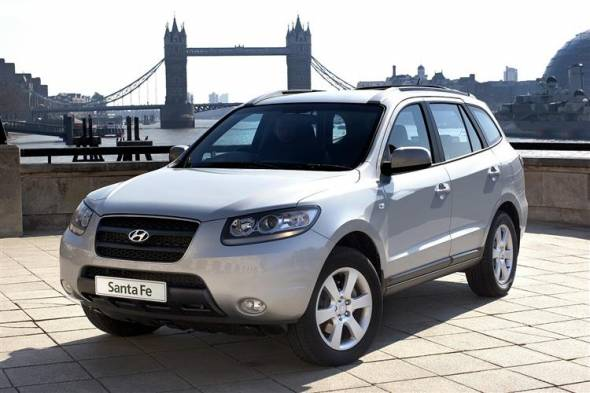 Hyundai Santa Fe (2006   2010) Used Car Review