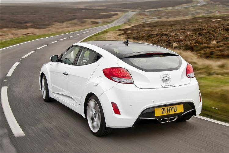 Hyundai Veloster (2011-2014) used car review