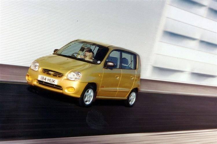 Hyundai Atoz  1998