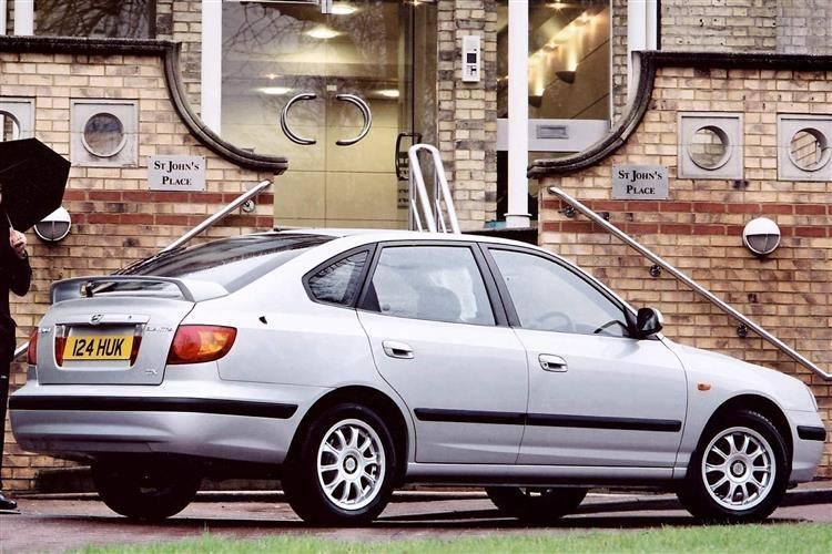 Hyundai Elantra 2001 2006 Used Car Review Car Review Rac Drive