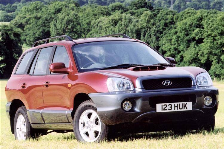 Elegant Hyundai Santa Fe (2001   2006) Used Car Review