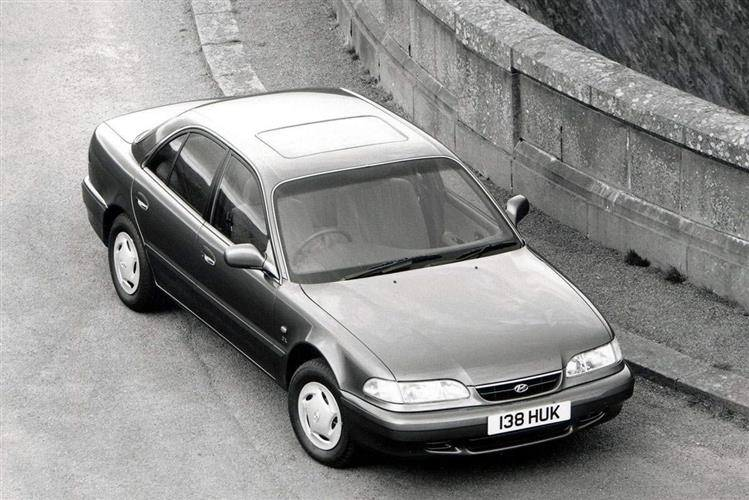 Superb ... Hyundai Sonata (1989   2005) Used Car Review