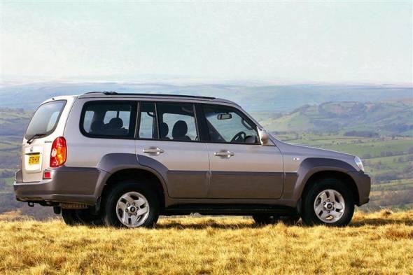 Hyundai Terracan (2003 - 2009) used car review