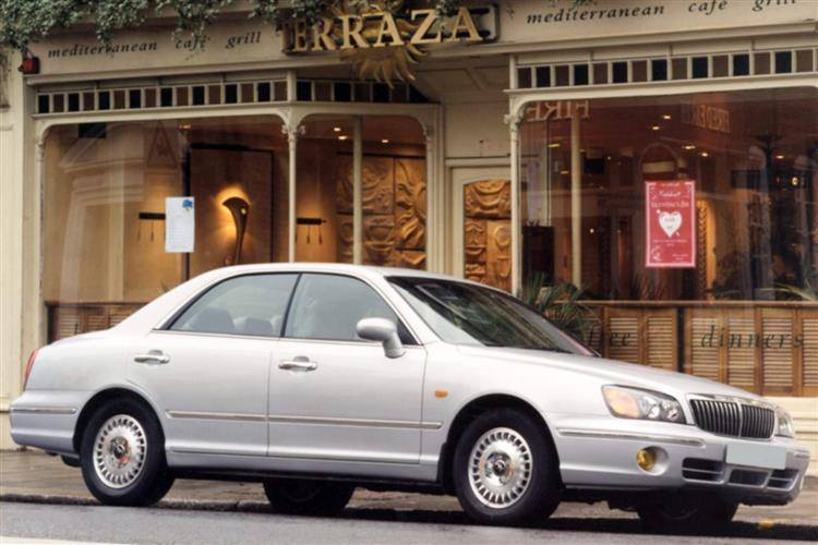 Hyundai XG30 (2000 - 2003) used car review