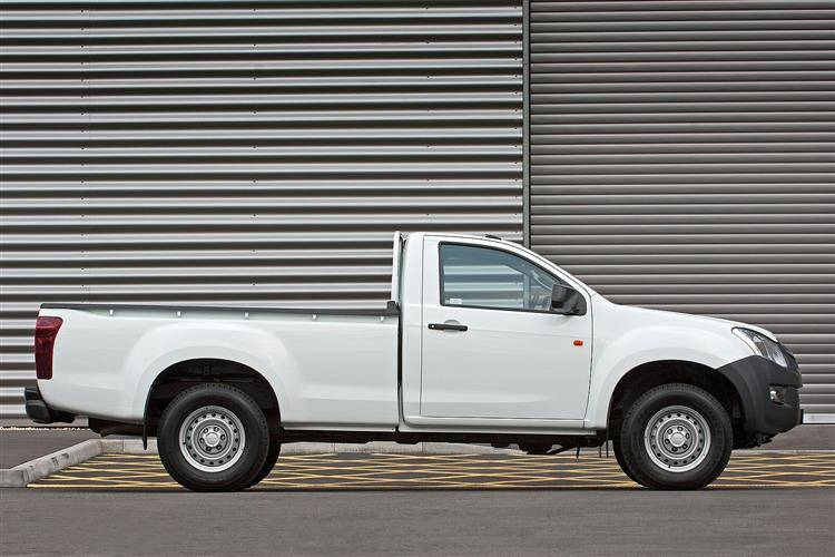 Isuzu D-Max (2012 - to date) used car review