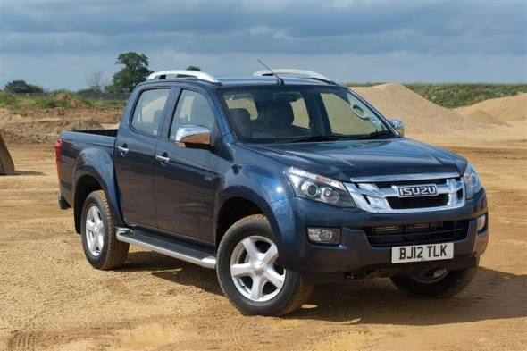 Isuzu D-Max (2012 - 2017) used car review