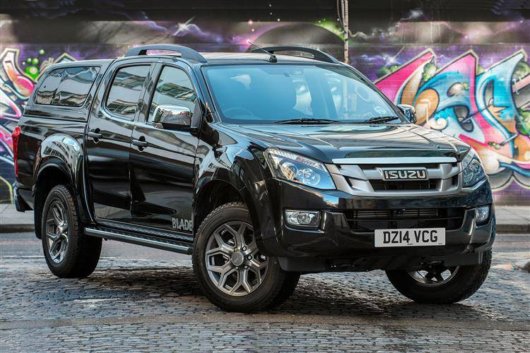 isuzu d-max blade (2014 - 2015) used car review | car review | rac drive