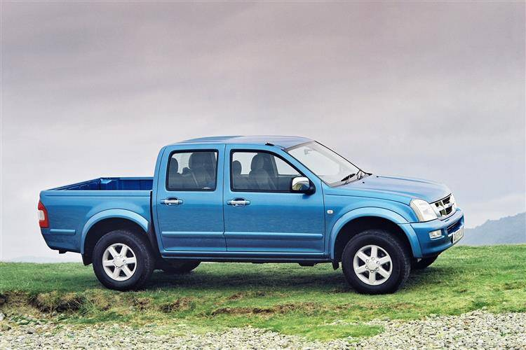 Isuzu Rodeo (2002-2012) used car review
