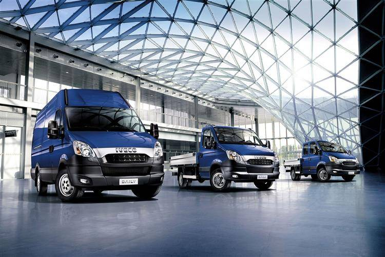 Iveco Daily (2011 - 2014) used car review