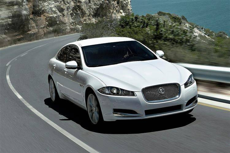 Beautiful Jaguar XF (2011   2015) Used Car Review ...