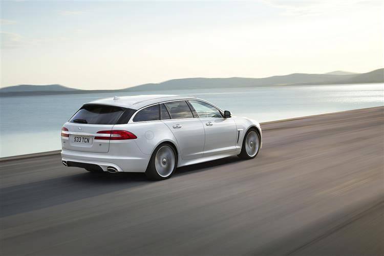 Jaguar XF Sportbrake 2012  2015 used car review  Car review