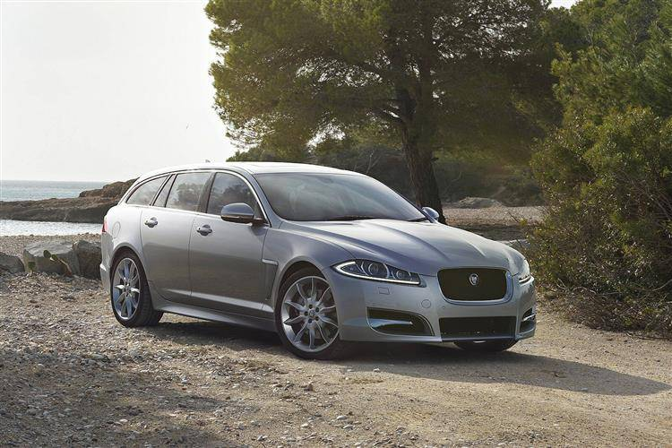 ... Jaguar XF Sportbrake (2012   2015) Used Car Review