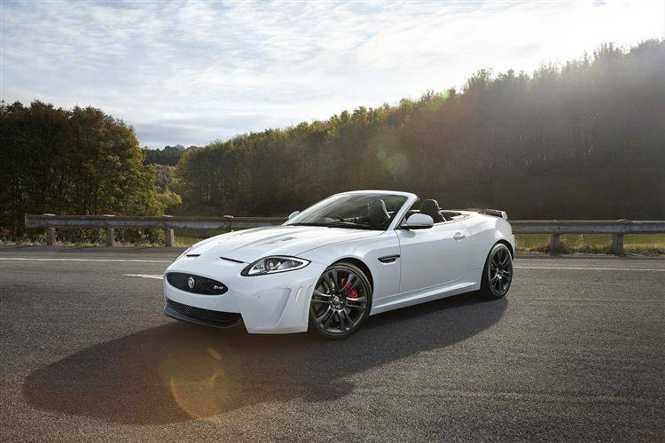 Jaguar XK Convertible (2006   2015) Used Car Review ...