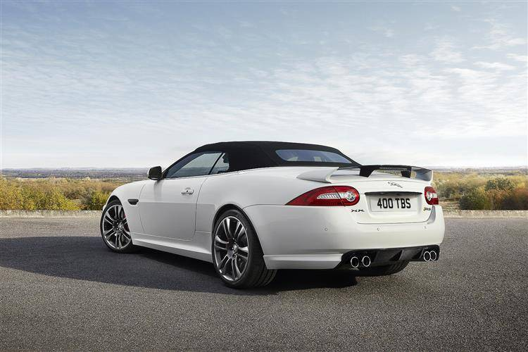 ... Jaguar XK Convertible (2006   2015) Used Car Review ...