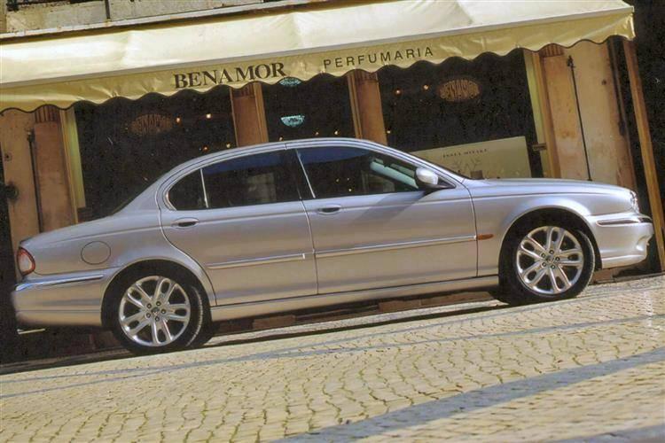 Jaguar X Type (2001   2010) Used Car Review