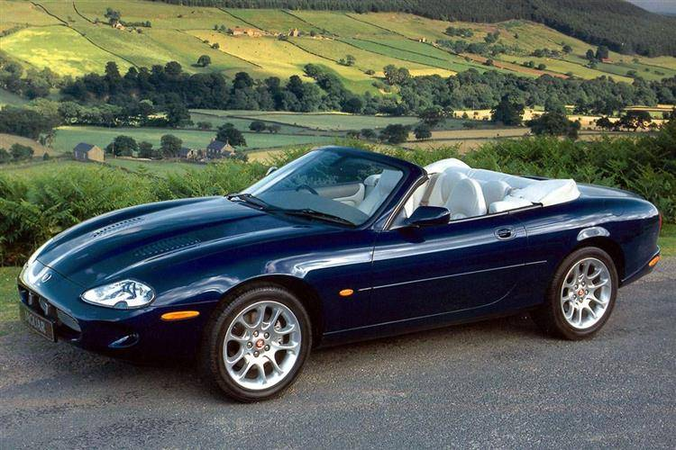 Jaguar XK8 (1996 - 2006) used car review