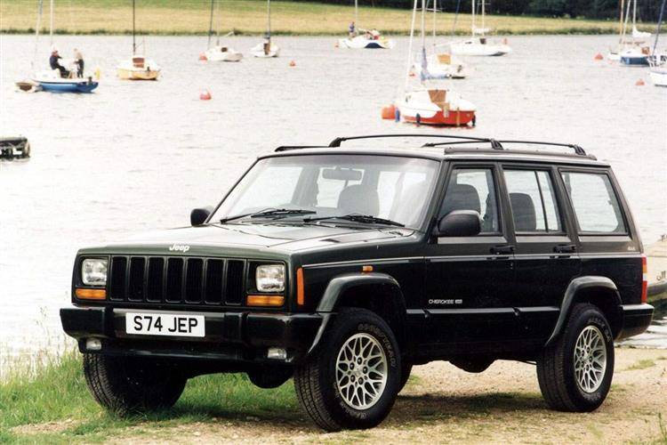 ... Jeep Cherokee (1993   2001) Used Car Review ...