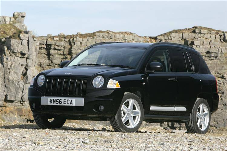 Jeep Compass 2007 2010 Used Car Review Car Review Rac Drive