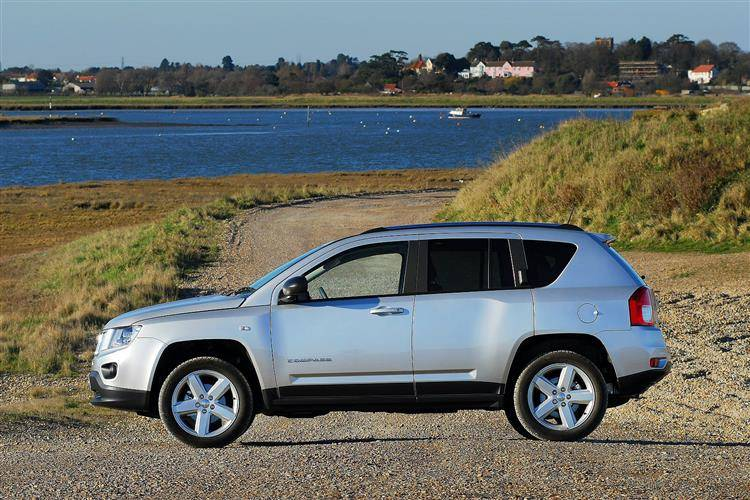 Perfect ... Jeep Compass (2011   2014) Used Car Review ...