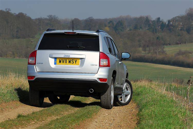 ... Jeep Compass (2011   2014) Used Car Review ...
