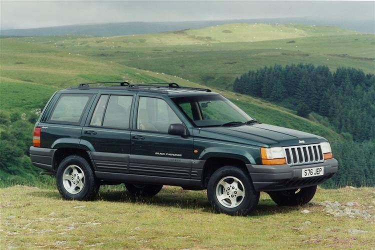 Jeep Grand Cherokee (1995 - 1999) used car review