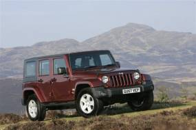 Jeep Wrangler (2007 - Date) used car review