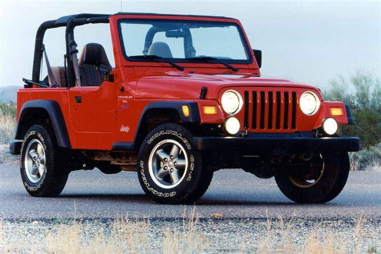 Jeep Wrangler (1996 - 2008) used car review | Car review