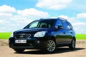 Kia Carens (2010 - 2013) used car review