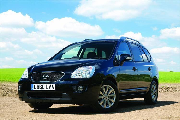 Kia Carens (2010 - 2013) used car review   Car review ...