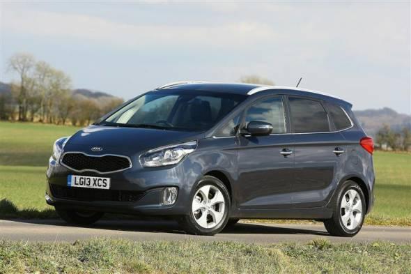 Kia Carens (2013 - 2016) used car review
