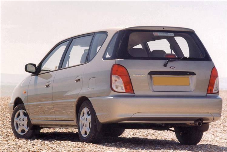 Kia Carens (2000 - 2006) used car review | Car review | RAC