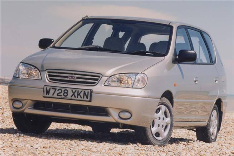 Kia Carens 2000 2006 Used Car Review Car Review Rac Drive
