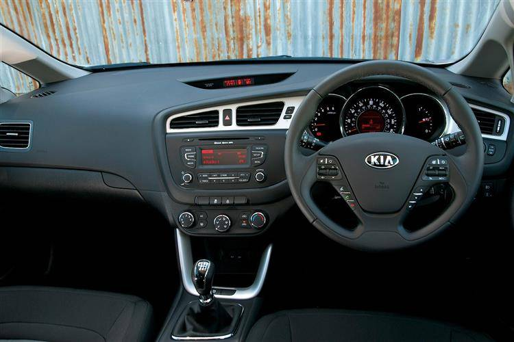 Kia cee'd (2012-2015) used car review