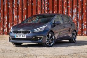 Kia cee'd (2015-2017) used car review