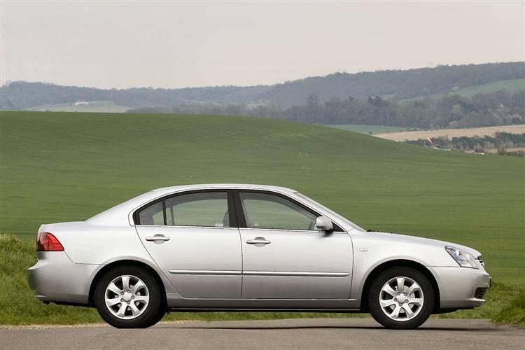 Kia Magentis (2006 - 2009) used car review