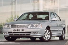Kia Magentis (2001 - 2006) used car review