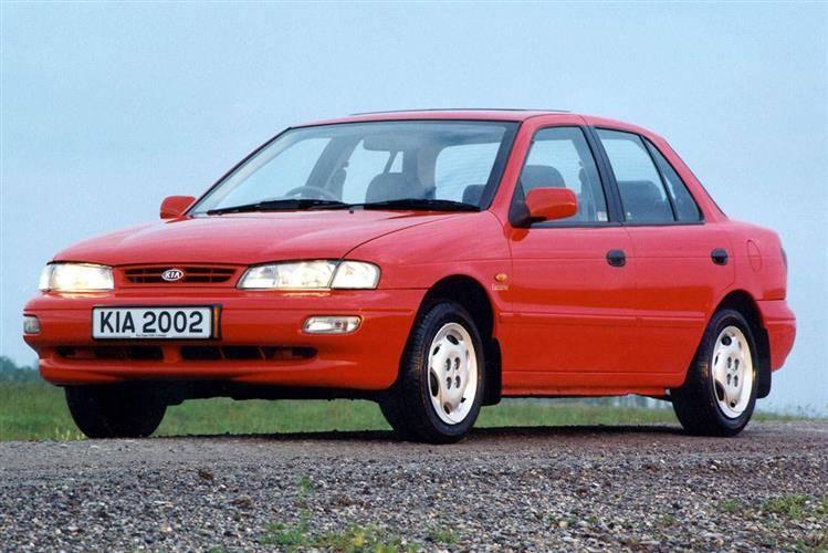 Kia Mentor (1994 - 2001) used car review