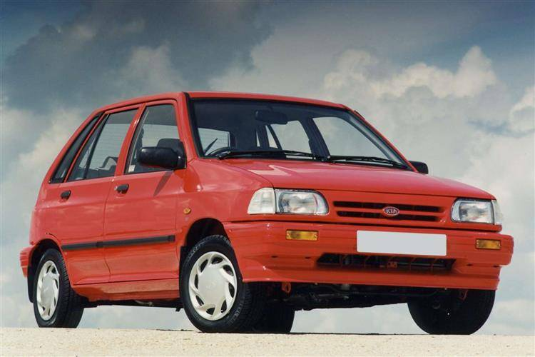 Kia Pride (1991 - 2000) used car review
