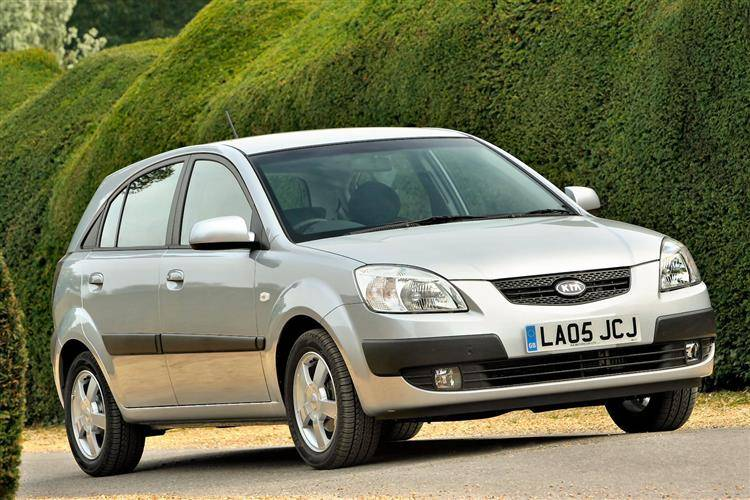 Kia Rio 2005 2011 Used Car Review Car Review Rac Drive