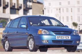 Kia Rio (2001 - 2005) used car review