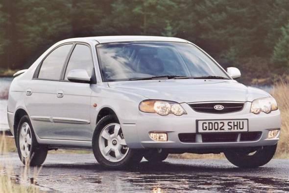 Kia Shuma II (2001 - 2004) used car review