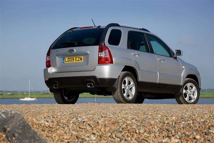 Kia Sportage (2005 - 2010) used car review | Car review