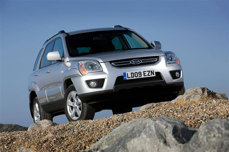 ... Kia Sportage (2005   2010) Used Car Review ...