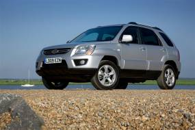 Kia Sportage (2005 - 2010) used car review