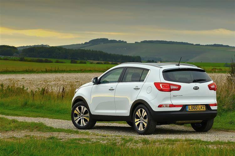 Kia Sportage (2010 - 2015) used car review