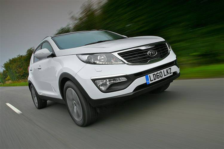 ... Kia Sportage (2010   2015) Used Car Review ...