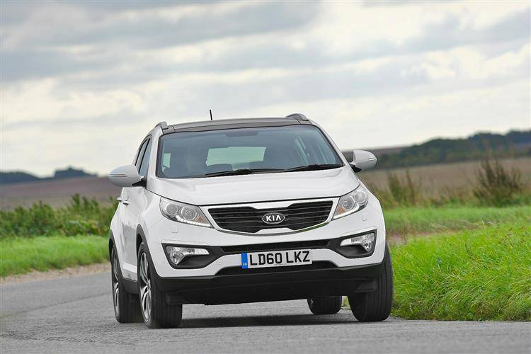Kia Sportage (2010 - 2015) used car review | Car review