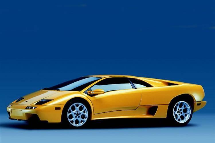 Lamborghini Diablo 1990 2001 Used Car Review Car Review Rac