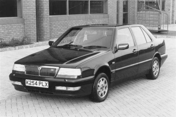 Lancia Thema (1986 - 1994) used car review