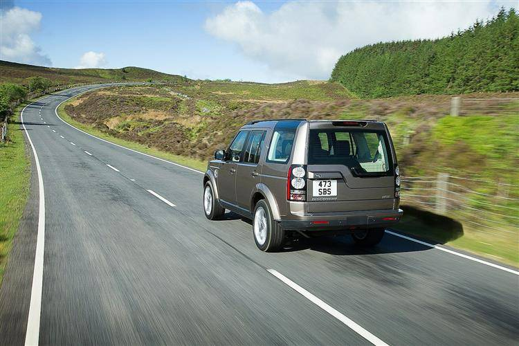 Land Rover Discovery Series 4 (2014 - 2016) used car review | Car